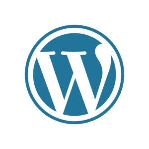 画像:ワードプレスのロゴ